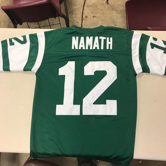 839004ab40a Joe Namath 1968 Authentic Jersey New York Jets. M_5bace47d04e33d14296833d6